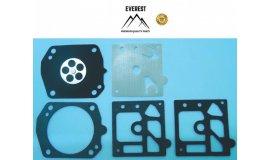 Zestaw membran WALBRO HUSQVARNA 362XP 365XP 371XP 372XP - D10-HD