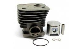 Cylinder i tłok kompletny Husqvarna 343R, 345Rx 343F, 343FR 345Fx, 345FxT Jonsered BC 2145